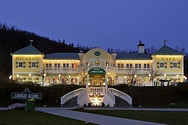 Restaurant beside motorway at Alland Lower Austria Austria