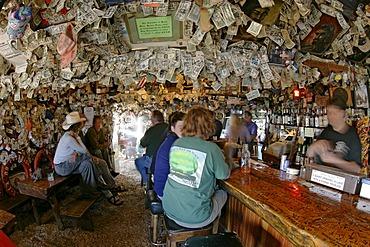 The Salty Dawg Saloon at theHomer Spit Kenai peninsula Homer Alaska USA