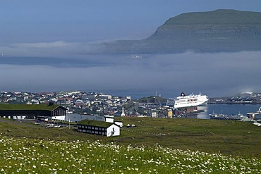 A look at the capital of Thorshavn Faeroe Islands