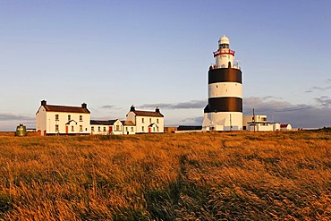 Lighthouse of Hook¥s Head which is dating back to the 13.th century, County Wexford, Ireland