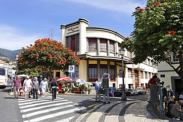 The market hall, Funchal, Madeira, Portugal