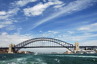 Sydney Harbour Bay, Sydney Harbour Bridge, New South Wales, Australia