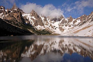 Laguna Toncek, near Bariloche, Patagonia, Argentina