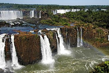 Waterfalls, Iguacu, Brazil, South America