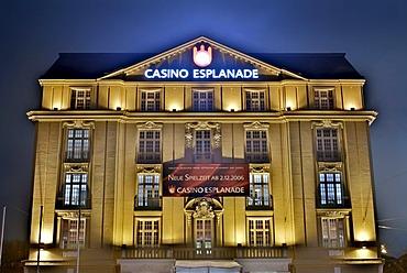 Casino Esplanade in Hamburg, Germany