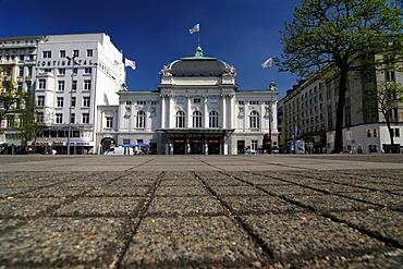Deutsches Schauspielhaus in Hamburg, Germany