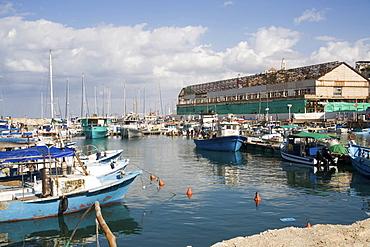 Old harbour of Jaffa, Tel Aviv, Israel, Middle East