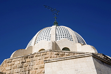 Shepherds' Field Church in Bethlehem, West Bank, Palestine, Israel, Middle East