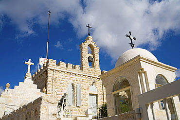 Church of the Milk Grotto, Bethlehem, West Bank, Palestine, Israel, Middle East