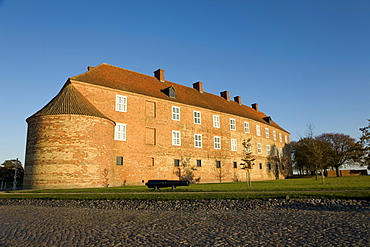 Sonderborg Castle, Sonderborg, Als Island, Southern Jutland, Denmark