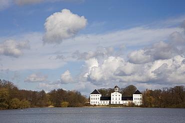 Summer residency of the royal family, Gravenstein, South Jutland, Denmark
