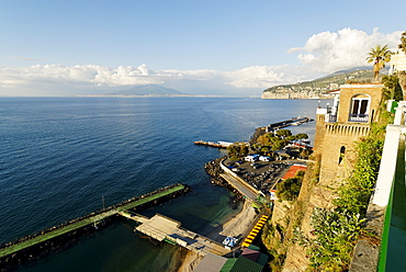 Bay of Naples, Sorrento, Campania, Italy