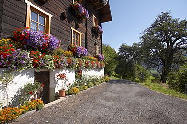Farm, Carinthia, Austria