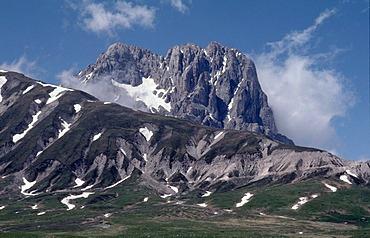 Corno Granda massif, Abruzzo, Italy