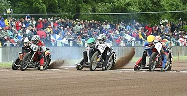 106. ADAC-Motorcycle-sandtrackrace in Herxheim, Rhineland-Palatinate, Germany