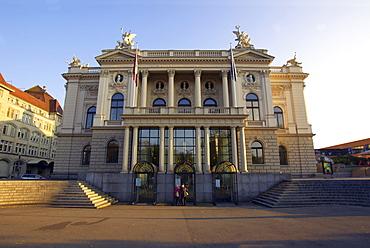 Zurich Opera House, Switzerland, Europe