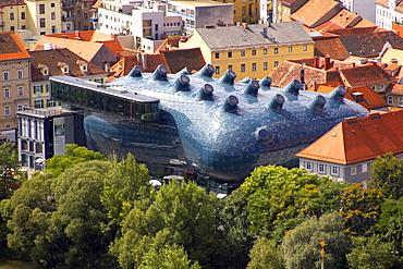 Kunsthaus, Graz, Styria, Austria, Europe