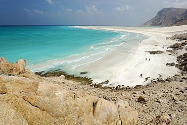 Qalansiyah Bay, Socotra Island, UNESCO World Natural Heritage Site, Yemen, Arabia, Arabian Peninsula, Middle East