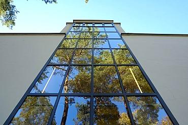 UNESCO World Heritage Site, Bauhaus, Dessau, Saxony-Anhalt, Germany