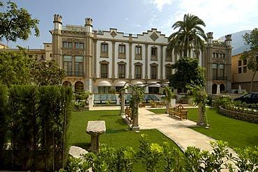Gran Hotel de Soller, Majorca, Spain