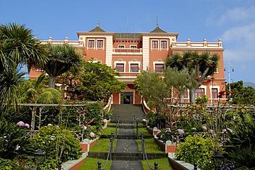 Liceo de Taoro, La Orotava, Tenerife, Canary Islands, Spain