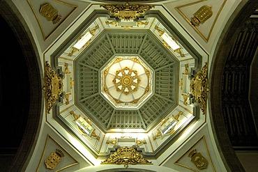 Basilica de N.S. de Candelaria, interior, Tenerife, Canary Islands, Spain