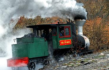 Mount Washington Cog Railway, New Hampshire, USA