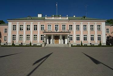 Palace of President, Cathrine Valley, Tallinn, Estonia