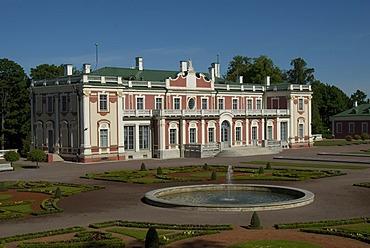 Palace of Cathrine, Kadriorg Palace, Tallinn, Estonia