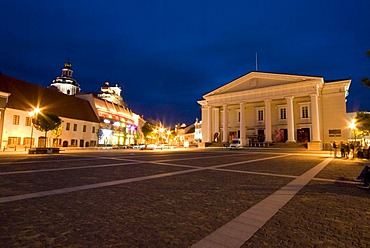 Old Town Hall, Vilnius, Lithuania