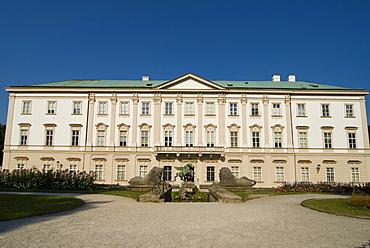 Mirabell Castle, Salzburg, Austria