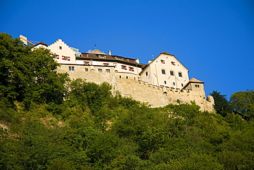 Castle Liechtenstein, Vaduz, Liechtenstein