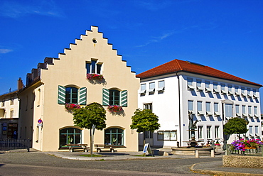Town house, Holzkirchen, Bavaria, Germany
