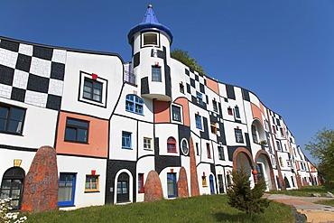 Rogner thermae, Bad Blumau, Styria, Austria