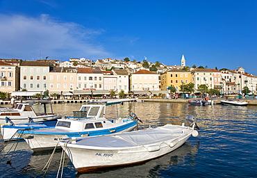 Harbour of Mali Losinj, island Losinj, Primorje - Gorski kotar, Croatia