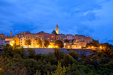 Old Town of Labin, Istria, Croatia
