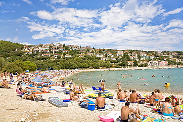 Resort Rabac in Labin, Istria, Croatia