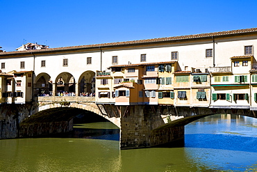 Ponte Vecchio Florence Tuscany Italy