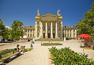 Drama Theater, Sevastopol, Crimea, Ukraine, South-Easteurope, Europe,