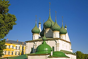 Church of Saint Nikolai, Yaroslavl, Russia