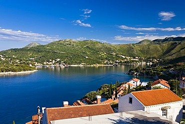 Zaton Bay, Dubrovnik-Neretva county, Dalmatia, Croatia, Europe