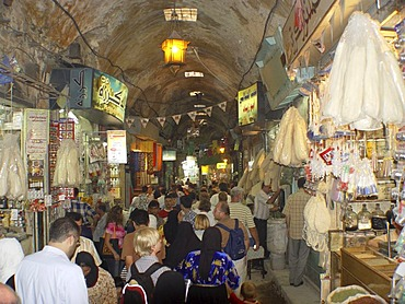 Market (suq) in Aleppo