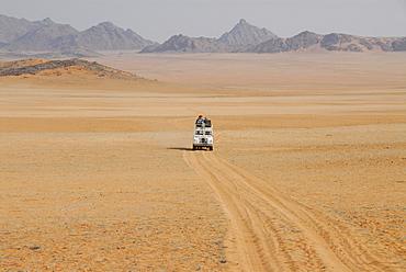 Safari, Hartmannstal, Kaokoveld, Namibia