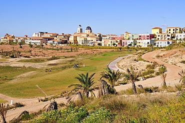 Real de Faula Golf Club near Benidorm, Costa Blanca, Spain