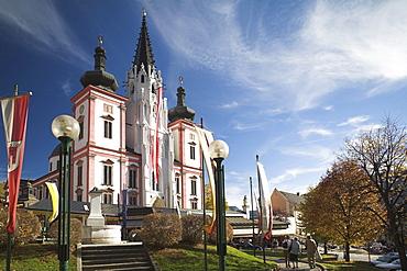 Church of Pilgrim Magna Mater Austriae in Mariazell, Austria, Styria