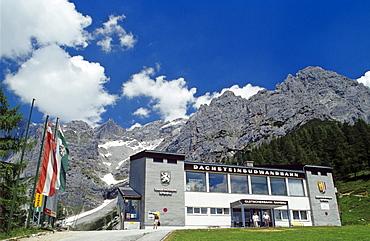 Dachsteinsuedwand incline , Ramsau, Styria, Austria