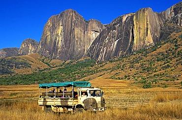 Tsaranoro Valley, Andringitra National Park, Madagascar