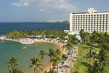Hotel Caribe Hilton, San Juan, Puerto Rico
