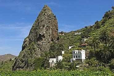 San Pedro, San Pablo Rock, La Gomera Island, Canary Islands, Spain, Europe
