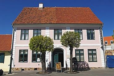 Philipp Otto Runge Museum in Wolgast, Mecklenburg Western Pomerania, Germany, Europe